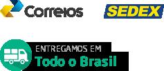 Correios - SEDEX - ENTREGAMOS EM TODO O BRASIL